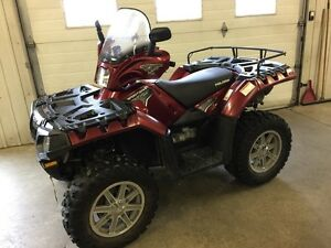 polaris sportsman 850 cc 4x4 xp