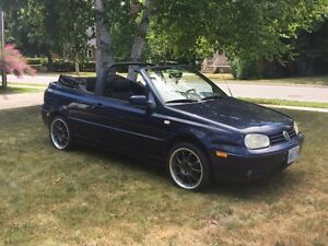 2000 VW Cabrio - Certified and E-tested!!