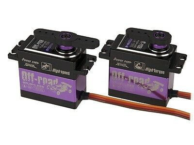 Power HD Brushless Digital Servo Combo # STORM-4/5 (Sanwa)