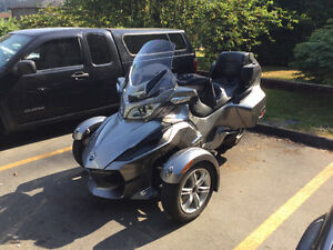 Can am Spyder RTS