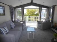 Stunning brand new holiday home with decking, coastal park, isle of wight