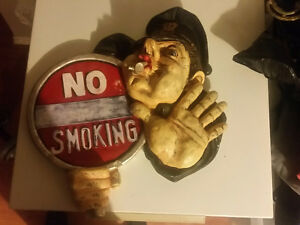 No smoking sign 50$