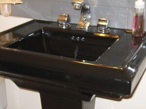 Bathroom  Pedestal Vanity