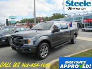 2018 Ford F-150 XLT Alloys Navi Heated seats NICE TRUCK!!