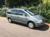2005 VW Sharan 1.9 TDI 130 - FSH - Similar to Zafira Galaxy Touran Alhambra