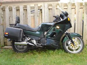 Kawasaki Concours pour pièces ou route