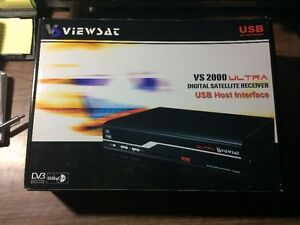 Viewsat VS2000 Ultra Free To Air Receiver