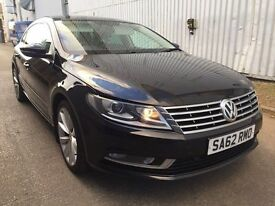 Volkswagen passat cc blue motion technology, fsh, reduced for quick sale!