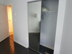 metrotown area 1br apt for rent