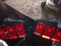 05-09 Mustang Tail Lights
