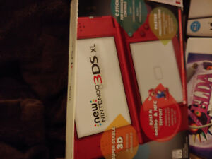 nintendo 3ds games and ds lite and games