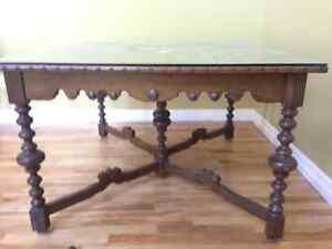 Antique welsh dining table Kitchener / Waterloo Kitchener Area image 2