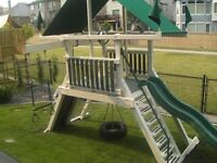 PREMIUM QUALITY SWINGS / PLAY STRUCTURE
