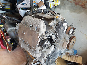 Acura TL Engine and Transmission (2007)