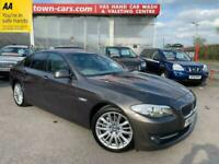 2010 BMW 5 Series 525d SE COST NEW £42400 Auto SALOON Diesel Automatic