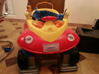 Safety First Stand Up Car Activity Center