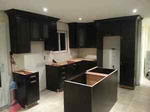 indoor renovation //free estimation