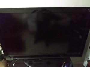 """58"""" Flat Screen TV"""
