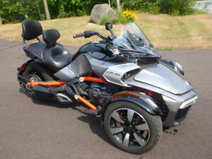 2015 BRP Can-Am Spyder F3-S SE6