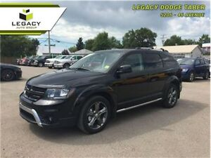2015 Dodge Journey CROSSROAD AWD  AWD, Nav, Sun, Low KM