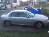 Rover 75 diesel 7 month mot BMW engine sale or swap