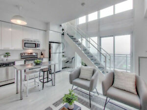 ★ LOFT - Dreaming Of A 2Level Penthouse? - See It Today $499K!