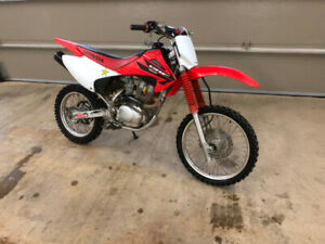 2006 Honda CRF 150F dirt bike with Title