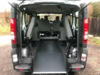 2014 Vauxhall Vivaro 2.0CDTI Combi 2 Euro 5 WHEELCHAIR ACCESSIBLE VEHICLE 4 ...