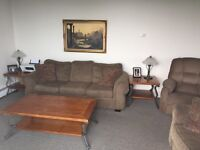 Large, clean fully-furnished 2 bedroom