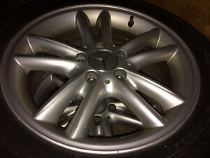 Mercedes Benz E Class Rims Stratford Kitchener Area image 4
