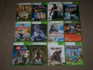 XBOX 360 + XBOX ONE GAMES GEARS OF WAR-BANJO KAZOOIE-MORE!