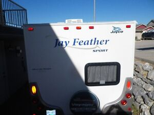 2010 JAYCO JAY FEATHER 16.6 SPORT TRAILER