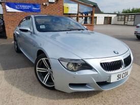 2006 BMW M6 5.0 V10 SMG M6 FULL SERVICE HISTORY LOW MILAGE NEW CLUTCH