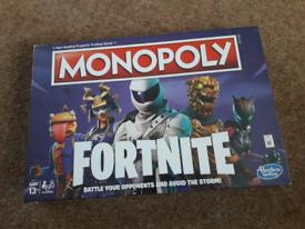 Fortnite Board Game