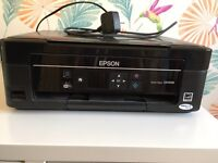Epson wireless printer