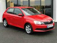 2018 Skoda Fabia SE Hatchback Petrol Manual