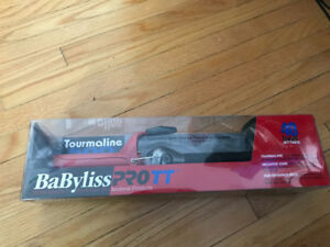 BaByliss Pure Tourmaline 1 1/4 inch/ 33mm curling iron