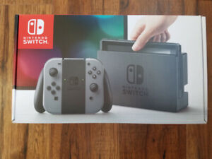 Switch with smash bros, box all hookups