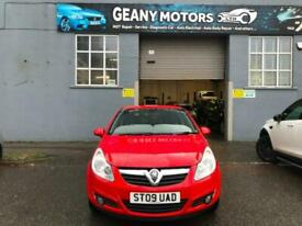 image for *LOW MILES_DIESEL* VAUXHALL CORSA 1.3CDTi EcoFlex, £30 TAX, *MOT JULY_WARRAMTY*