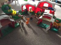 Fisher Price Little People Farm and Zoo