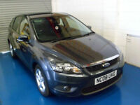 Ford Focus 1.6TDCi 110 5 Door 2008.25MY Zetec