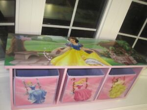 Disney princess childrens collection of stuff