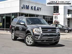 2017 Ford Expedition Max Limited  - Sunroof -  Navigation -  Lea