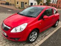 2010 Vauxhall Corsa 1.2i 16V Energy, 1 Lady Owner, Full Service History, Years M