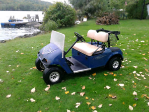 Golf Cart Electric