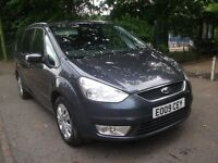 Ford Galaxy 1.8TDCI EDGE 5 SPEED 125PS (grey) 2009 7 SEATER NEW SHAPE FACE LIFT MODEL 07957449886
