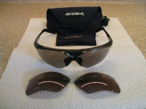 **Brown Bolle Golfing Sunglasses**