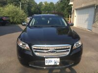 2010 AWD Ford Taurus Limited fully loaded.