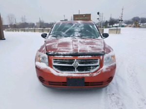 Selling 2007 Dodge Caliber SXT  Safety and Emission DONE $2700