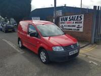 Volkswagen Caddy 1.9TDI PD ( 104PS ) C20 full mot full servise